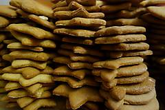 Potraviny - medovníkové korenie v háčkovanej taštičke - 11265281_
