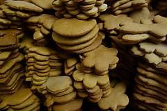 Potraviny - medovníkové korenie v háčkovanej taštičke - 11265282_