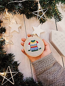 Obrázky - Ugly christmas sweater - škaredé vianočné svetre 2 - 11264992_