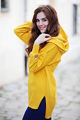 Mikiny - dámske mikinové tričko MANGO - 11267373_