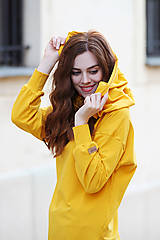 Mikiny - dámske mikinové tričko MANGO - 11267375_