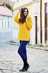 Mikiny - dámske mikinové tričko MANGO - 11267377_