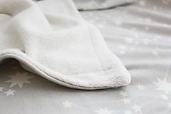"""Textil - Detská deka z bio bavlny """"Jeleň"""" chlapčenská - 11265036_"""