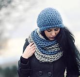 Čiapky - Čepka Modrá AllPaka - 11263562_