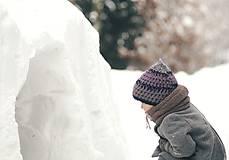 Detské doplnky - Sněží na veverku béžovošedý - holčičí - 11267611_