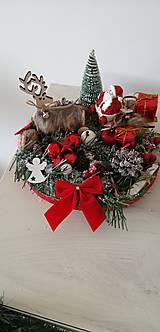 Dekorácie - Dekorácia vianocna - 11267499_