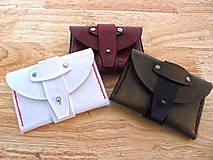 Peňaženky - Púzdro na doklady malé - 11266617_