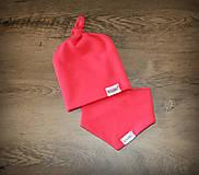 Detské čiapky - Novorodenecká čiapočka na mieru - 11266100_