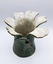 Dekorácie - keramická váza - 11266791_