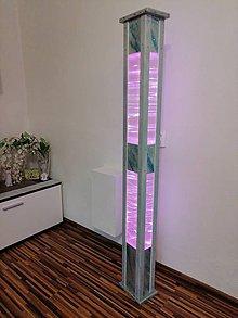 Svietidlá a sviečky - Vianočné osvetlenie  (Strieborná 1,5m x20cm x 14,5cm  - Strieborná) - 11265447_