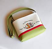 Detské tašky - elluškina kabelka - 11265385_