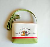 Detské tašky - elluškina kabelka - 11265387_