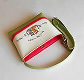 Detské tašky - elluškina kabelka - 11265388_