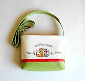 Detské tašky - elluškina kabelka - 11265389_
