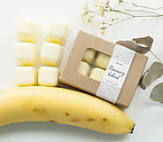Svietidlá a sviečky - Banánový koktail - aróma - 11268015_