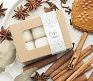 Svietidlá a sviečky - Kúzlo Vianoc - aróma - 11268026_