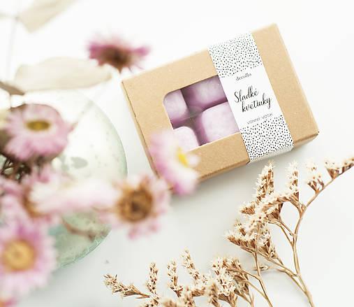 Sladké kvetinky - aróma