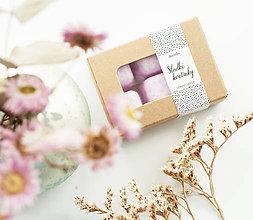 Svietidlá a sviečky - Sladké kvetinky - aróma - 11268017_