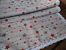 Úžitkový textil - Štóla na sviatočný stôl - 11270864_