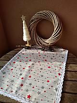 Úžitkový textil - Štóla na sviatočný stôl - 11270865_