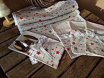 Úžitkový textil - Štóla na sviatočný stôl - 11270866_