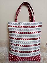 Nákupné tašky - Nákupná taška - 11269429_