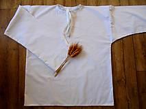 Oblečenie - Pánska krojová košeľa - 11269642_