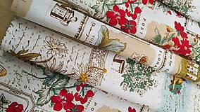 Úžitkový textil - Stredový obrus - 11271258_