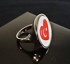 Prstene - Kovový prsteň s vlastnou grafikou alebo fotografiou - 11269581_