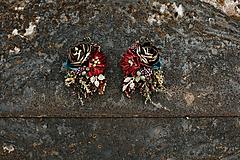 Náušnice - Náušnice Gypsy - 11270661_
