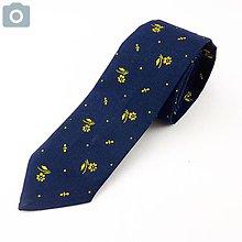 Doplnky - Pánska slim fit kravata - ellegance - 11270258_