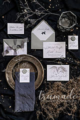 Papiernictvo - Svadobné oznámenia - Horse - 11270996_
