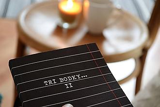 Knihy - TRI BODKY... II. - 11268661_