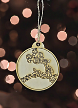 Dekorácie - Sada vianočných ozdôb I. - 11270825_