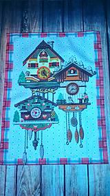 Úžitkový textil - Kuchynská utierka - 11270085_