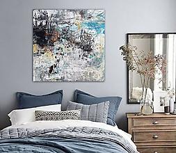 Obrazy - Cesta, 100x100, abstraktné obrazy, abstraktný obraz - 11270233_