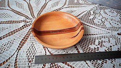 Nádoby - Miska z dreva (Jabloň) - 11269973_