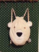 Batohy - Detský zaťahovací ruksak Bear - 11269577_