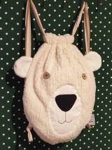 Batohy - Detský zaťahovací ruksak Bear - 11269579_