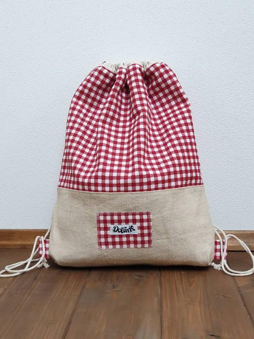 Zaťahovací ruksak Hemp