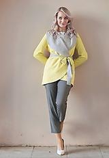 Kabáty - Yellow and Gray - 11271536_