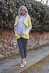 Kabáty - Yellow and Gray - 11271537_