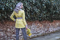 Kabáty - Yellow and Gray - 11271538_