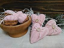 Dekorácie - Ružové vianoce 1 - 11271549_