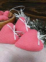 Dekorácie - Ružové vianoce 2 - 11271586_