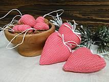 Dekorácie - Ružové vianoce 2 - 11271588_