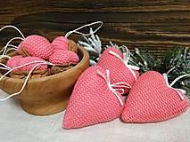 Dekorácie - Ružové vianoce 2 - 11271589_