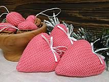 Dekorácie - Ružové vianoce 2 - 11271590_