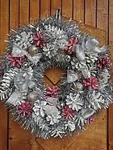 Nezaradené - Vianočný veniec - 11272566_