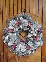 Nezaradené - Vianočný veniec - 11272568_